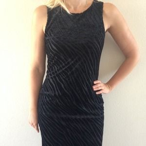 Small black dress, European brand, size S