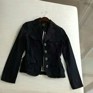 Jackets & Blazers - MNG Suit jacket - Navy blue - size small