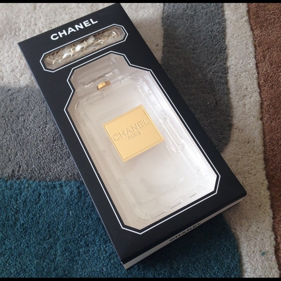 0aabe8f0546 Accessories | Chanel Perfume Iphone 6 47 Case Clear | Poshmark