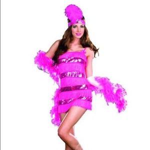 New flapper costume!