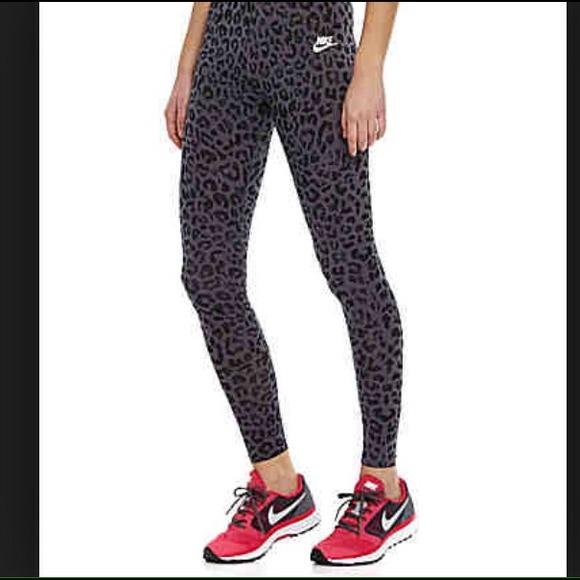 Leggings Nike Other Nike Cheetah Poshmark Other q08TwHca