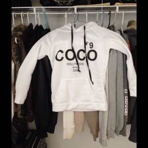 Outerwear - Coco sweat shirt