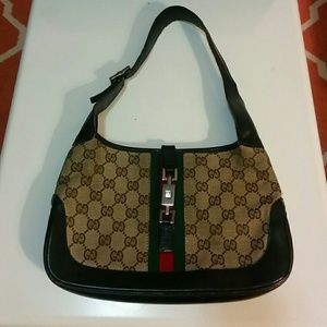 host pick Gucci Jackie O bag