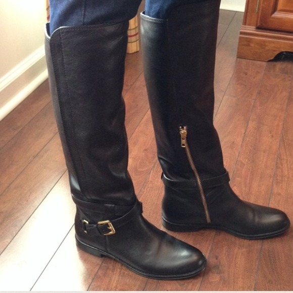 Coach Riding Boots on Poshmark