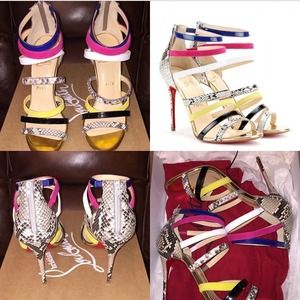 SOLD Christian Louboutin heels