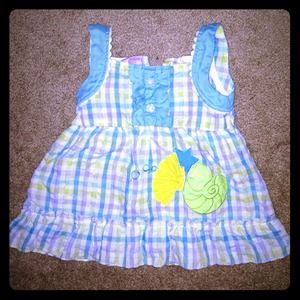 Other - Tank top for toddler