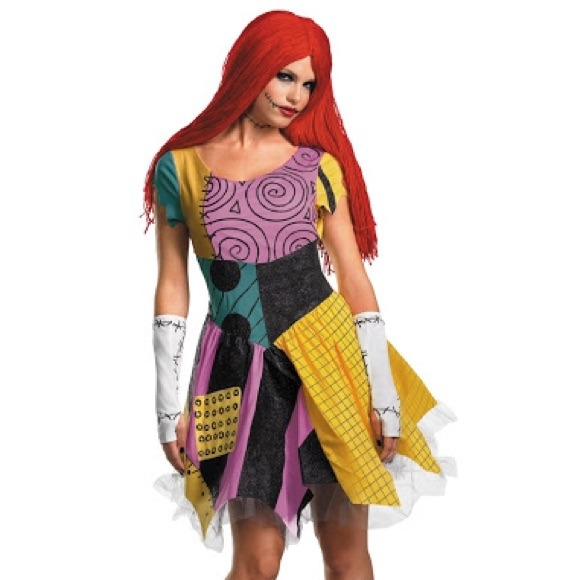 68% off Other - Sally Nightmare Before Christmas Costume from ...