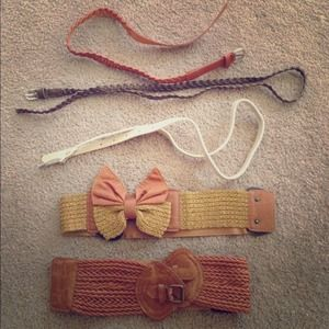 Other - Belts