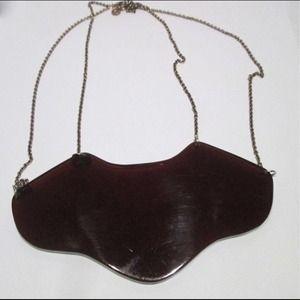 APC Jewelry - APC lucite necklace