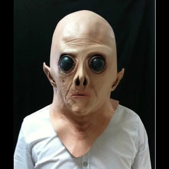 49 Off Halloween Costumes Accessories Ugly Alien