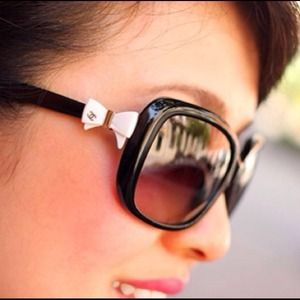 CHANEL Accessories - Chanel sunglasses -PRICE AS IS!!!!!