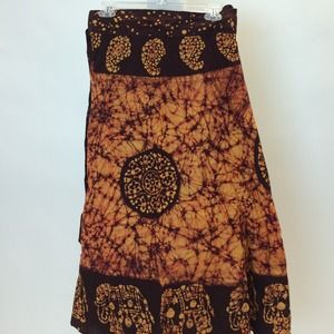 Skirt - bright colors, Perfect for summer. New.