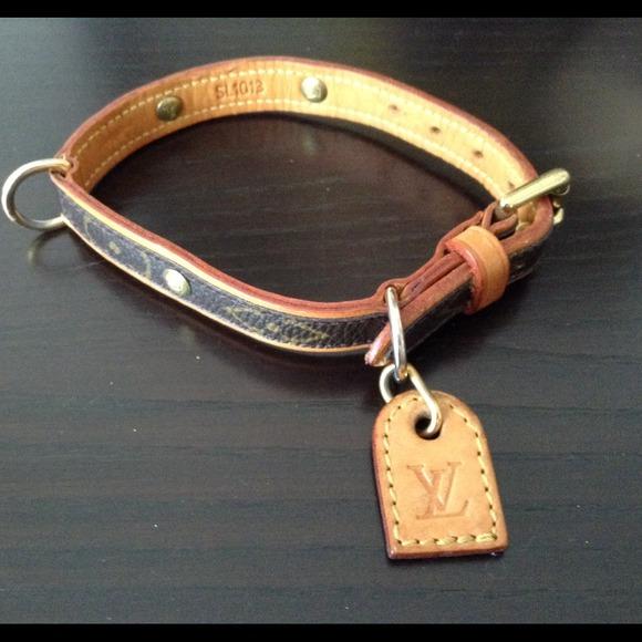 Louis Vuitton Dog Collars Ebay