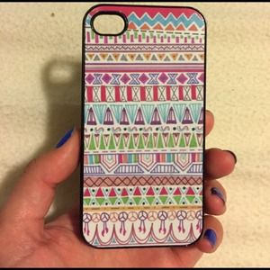 Boho iPhone 4/4s case