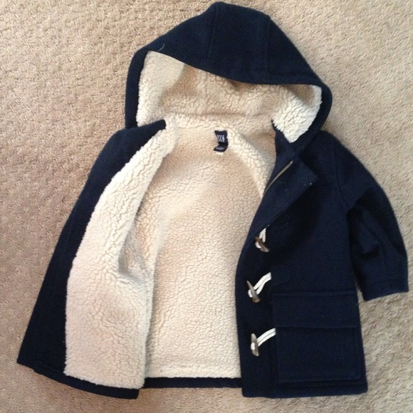75% off GAP Other - ✂Price Cut✂GAP Kids Navy Wool Pea Coat from ...