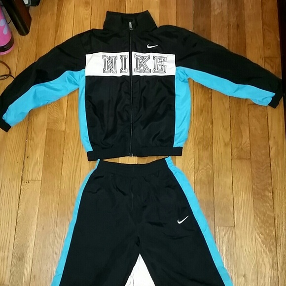 nike other 2 pc sweat suit poshmark