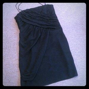 Zara Draped Chiffon Dress addl pics