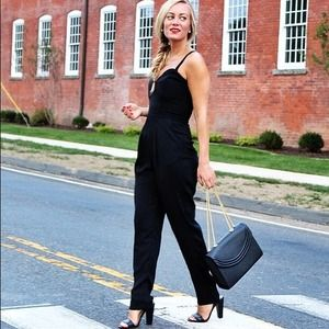 H&M Other - H&M Black Jumpsuit