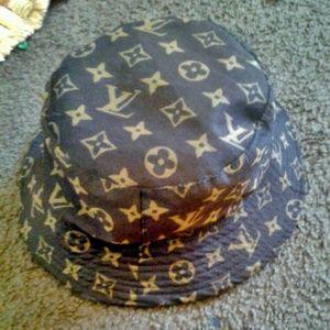 3b25504b737 Louis Vuitton Accessories - Louis Vuitton Bucket Hat