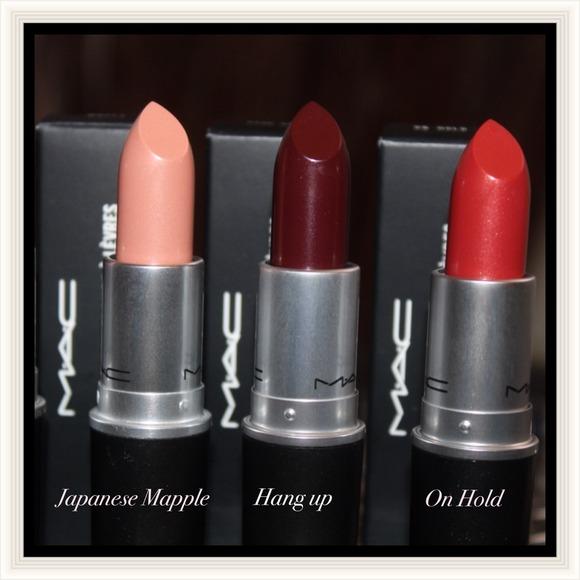 Favori 30% off MAC Cosmetics Accessories - Mac authentic lipsticks 😍hang  MA39