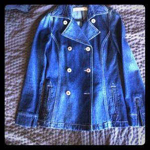 Zara TRF Demin jacket size M