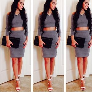 Dresses & Skirts - NWT Two Piece Set