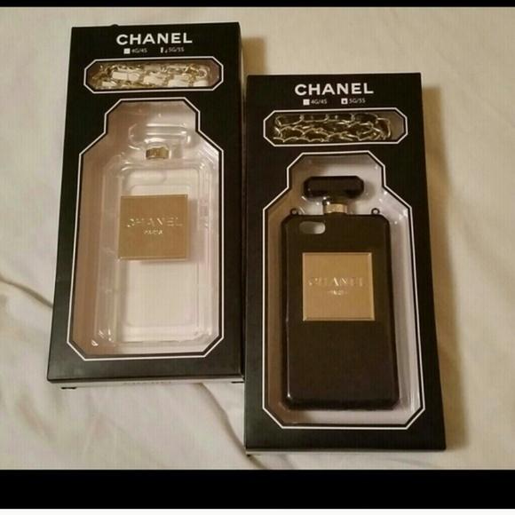 on sale e99e8 38242 Chanel Perfume Bottle Chain iPhone 6 6 Plus Case