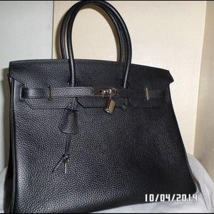 celine all soft handbag - 41% off BagInc Handbags - FINAL PRICE Celine Luggage Tote dupe ...