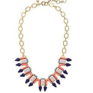 HOST PICKNWT J. Crew stone frame necklace