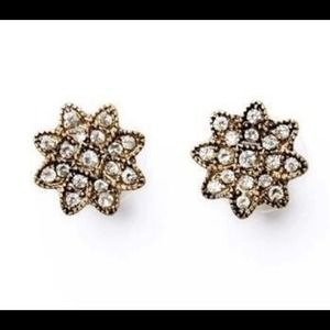 Jewelry - NWOT Star earrings ( JCrew style)