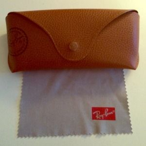 Authentic Ray-Ban case 