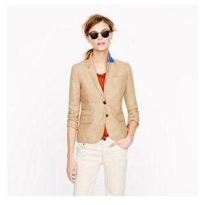 J. Crew Jackets & Coats - J Crew :: Blush Schoolboy Blazer