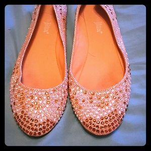 Shoes - Cinderella flats