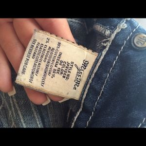Miss Me Jeans - ❌SOLD❌Miss Me's bootcut size 27
