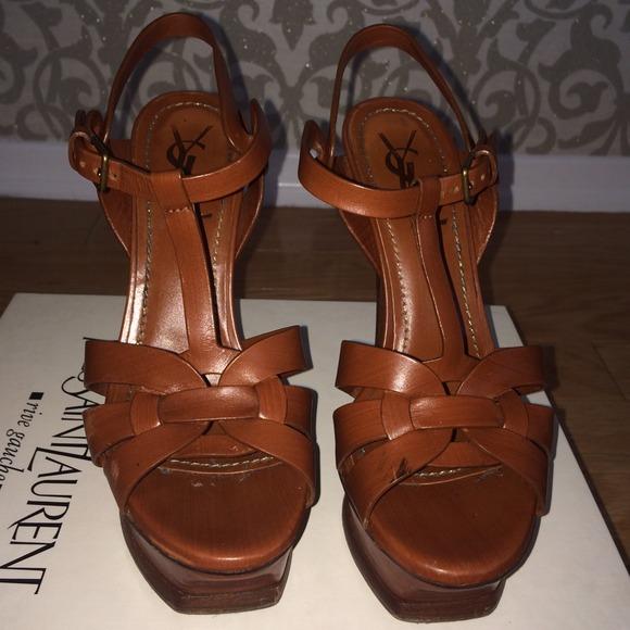 replica ysl sandals
