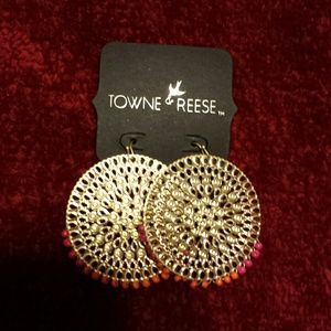 Towne and Reese earrings