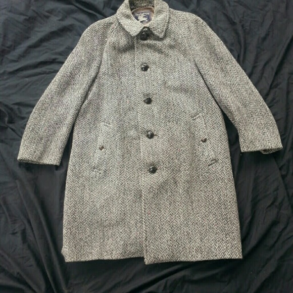 71% off Burberry Other - Rare Vintage Burberry Men's Handwoven ...