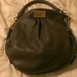 Marc by Marc Jacobs Classic Q Hillier Hobo - Gray