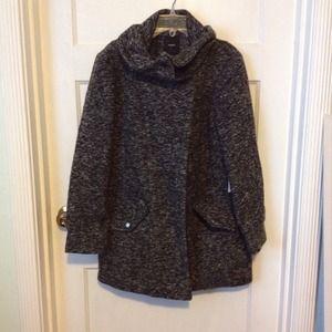 F21 Marled Coat