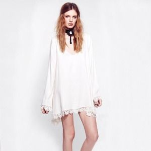 for love and lemons  Dresses & Skirts - For love and lemons angelic dress XS boho free