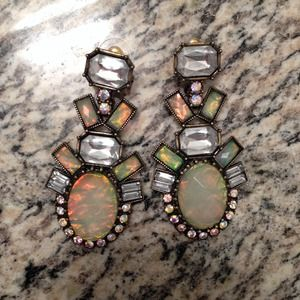 BaubleBar Jewelry - BaubleBar galactic opal earrings
