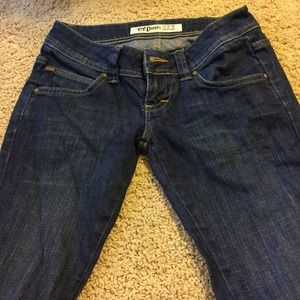 ZARA TRF Denim SZ. 26 feels more like 25