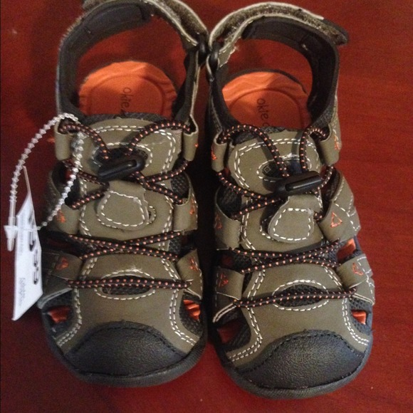 77768e80ce4f Toddler boys sandals size 8. NWT. jcpenney