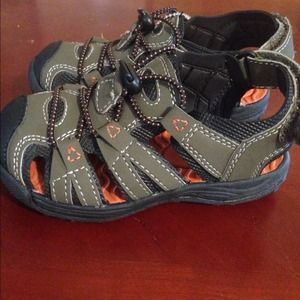 a88c608cf27e jcpenney Shoes - Toddler boys sandals size 8