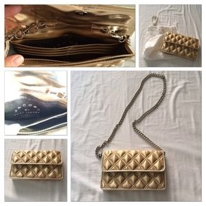Jacobs by Marc Jacobs Quilted Clutch
