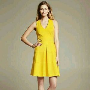 Banana Republic Dresses & Skirts - Yellow Banana Republic Dress