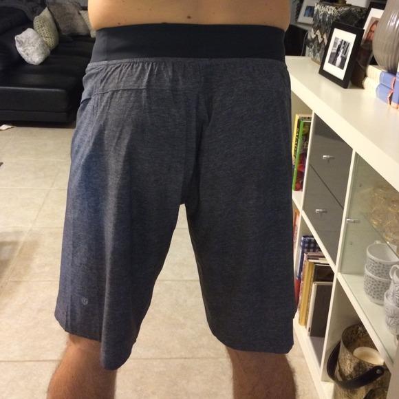 55 off lululemon athletica other mens lululemon shorts
