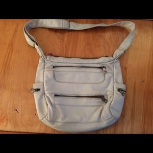 White Leather Marc Jacobs Bag