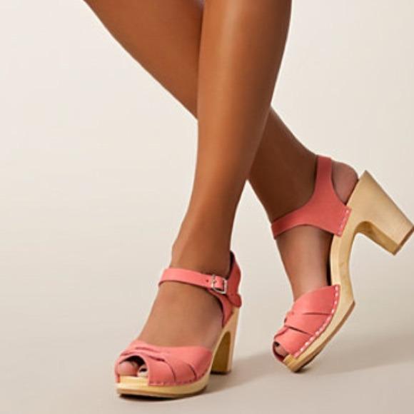 Peep Toe Swedish Hasbeens ShoesBrand New Poshmark m8NyvO0Pnw