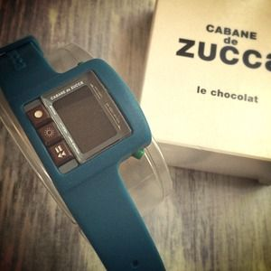 zucca Accessories - Reduced‼️RARE! Cabane de Zucca le chocolate watch
